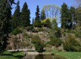 Alpinum Průhonického parku - úvod