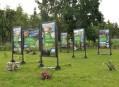Výstava o krajině v Průhonické botanické zahradě