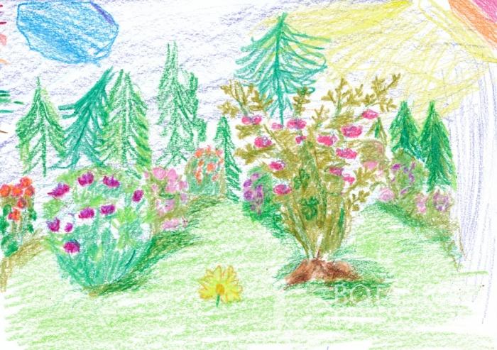 Aglaja Parsamova, 8 let, Praha 5