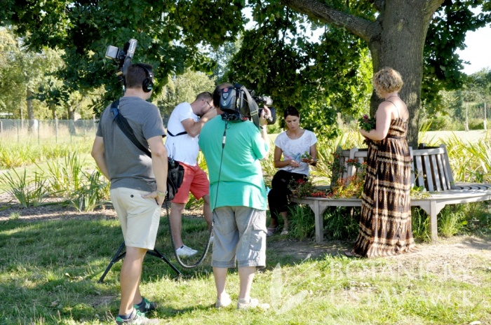 filmování v zahradě Loskuták podzim 2016 (2)