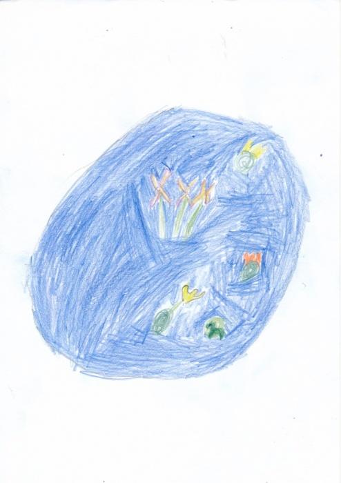 Jenda Linhart, 9 let, Praha 6