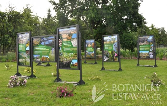 Výstava o krajině v Průhonické botanické zahradě (2)