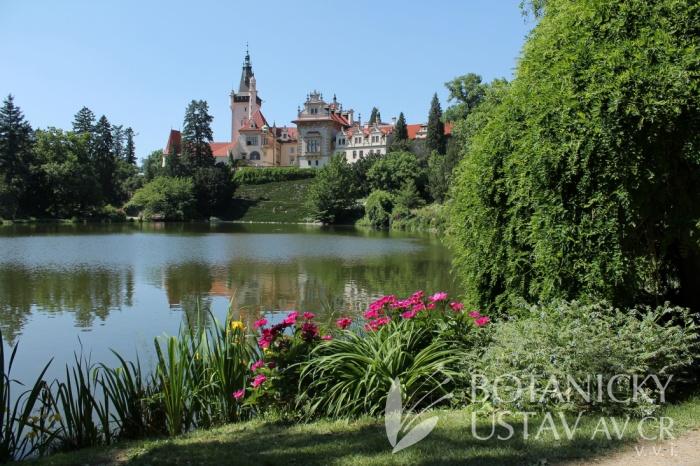 Průhonický park a zámek